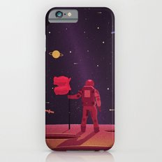 SPACEMAN WENT TRAVELLING iPhone 6s Slim Case