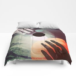 (Almost) Touching Comforters