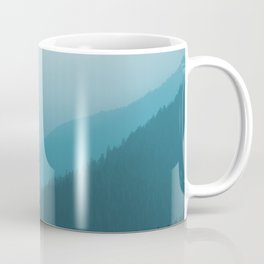Teal Mountain Magick Coffee Mug