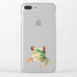 Felicissimus the Fertile Clear iPhone Case