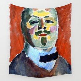 """Alexej von Jawlensky """"Self-portrait"""" 1905 Wall Tapestry"""