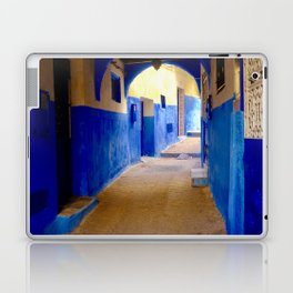 Tangier Morocco Medina Laptop & iPad Skin