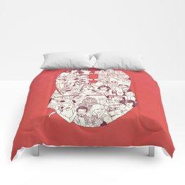 Adulthood - Mashup Comforters