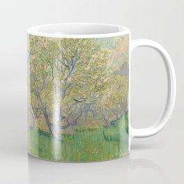 "Vincent Van Gogh ""Orchard in Blossom"" Coffee Mug"