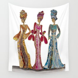 Sista Groove 2 Wall Tapestry