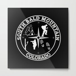 SOUTH BALD MOUNTAIN Metal Print