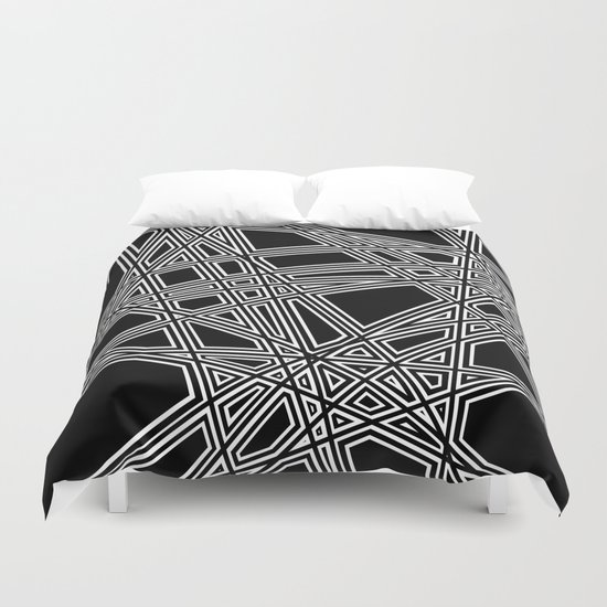 To The Edge #4 Duvet Cover