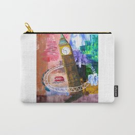London Hoop Carry-All Pouch