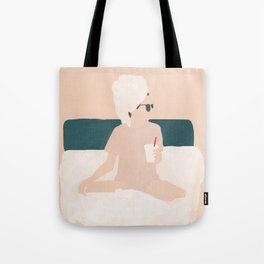 Weekend Mode Tote Bag