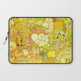"""The core of unequivocal, eternal & undying love"" Laptop Sleeve"