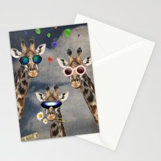 Animal Collection -- Let's Take  A Selfie Stationery Cards