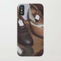 Camdem Shoes iPhone X Slim Case