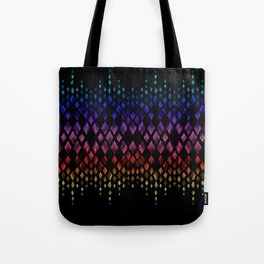 decorative strip. Tote Bag