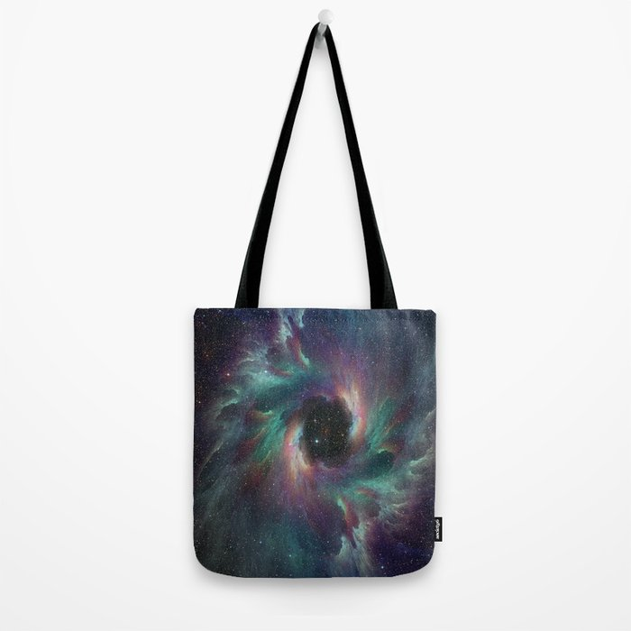 Vortex Nebula Tote Bag