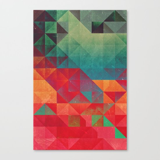 myssyng pyyce Canvas Print