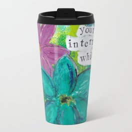 INTERNAL WHISPERS Travel Mug