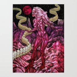 Andromeda Minx Poster