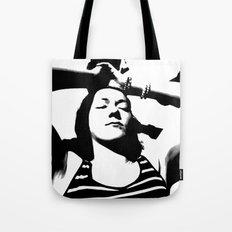 Contour Lines Tote Bag