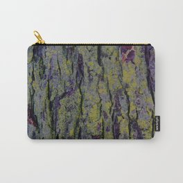 Mossy Bark Carry-All Pouch