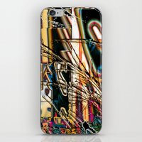 trippy iPhone & iPod Skins featuring trippy by Kayla McIntosh
