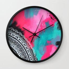 Changes II Wall Clock