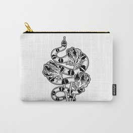 Beautiful Art Tattoo Snake Carry-All Pouch
