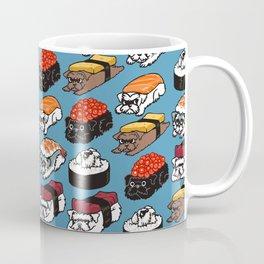 Sushi Schnauzer Coffee Mug
