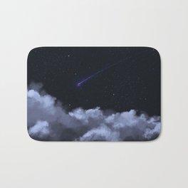 Night Clouds Bath Mat