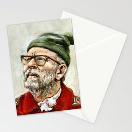 The Narrator - Moonrise Kingdom - Bob Balaban Stationery Cards