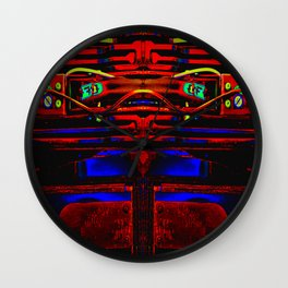 BOT3 Wall Clock