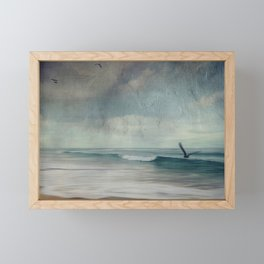 AtlantiC Bliss Framed Mini Art Print