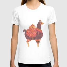 The Lovely Llama T-shirt