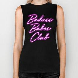 Badass Babes Club Biker Tank