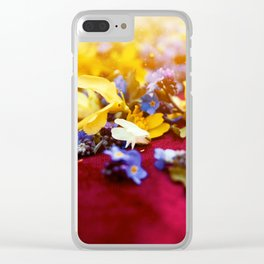 Spring Offering Clear iPhone Case
