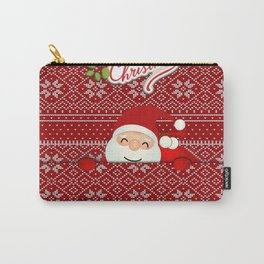 Noel Surprise Hiding Christmas Gift Carry-All Pouch