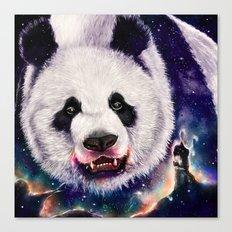 Nebula Eater Canvas Print