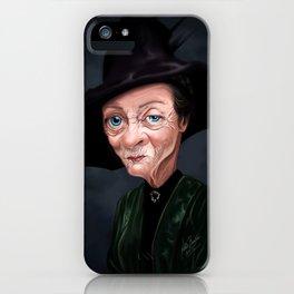 Professor Mcgonagall  iPhone Case
