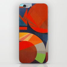 Downhill iPhone & iPod Skin