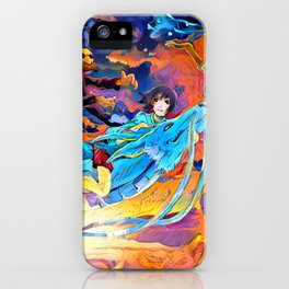 Colorful Spirits iPhone Case