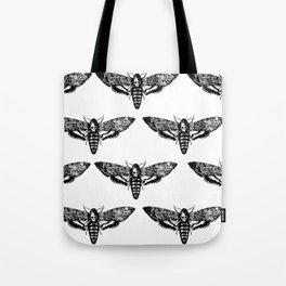deathmoth Tote Bag