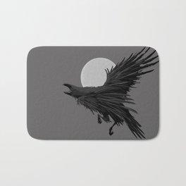 Crow & Moon Bath Mat