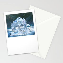 ICE NYMPH Stationery Cards