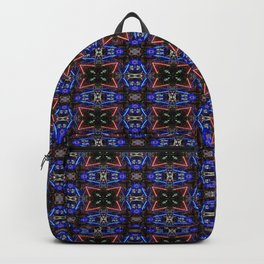 Velvety Grandeur Pattern 1 Backpack
