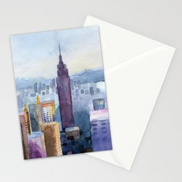City of New York Stationery Cards