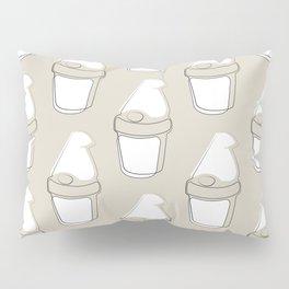 The Newsprint Gnome Pillow Sham