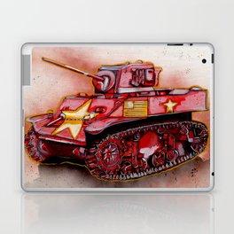 Red Tank Laptop & iPad Skin