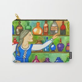 Potion Bottles Carry-All Pouch