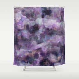 Abstract 22 Shower Curtain