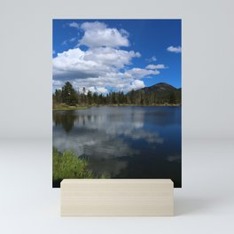 Sprague Lake Reflection Mini Art Print