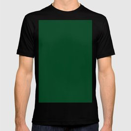 Forest green (traditional) T-shirt